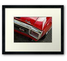 1970 SS Framed Print