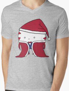 Peppermint Butler Christmas Outfit Mens V-Neck T-Shirt