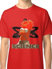 Science with Beaker Classic T-Shirt