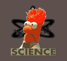Science with Beaker Unisex T-Shirt