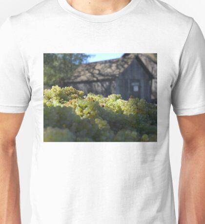 Harvested Chardonnay Unisex T-Shirt