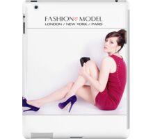 Fashion Model iPad Case iPad Case/Skin