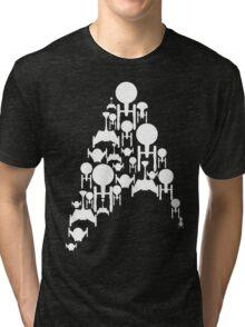 Ships Trek Tri-blend T-Shirt