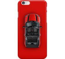 Mini Cooper Cabrio iPhone Case Red iPhone Case/Skin