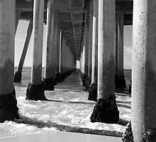 The Huntington Beach Pier. by philw