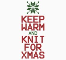 Keep Warm and Knit for Xmas Kids Clothes