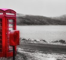 Hanging On The Telephone by derekbeattie