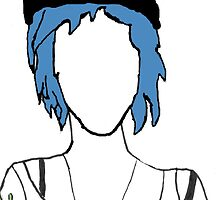 Life Is Strange Chloe w/o Logo by YoutubePmore