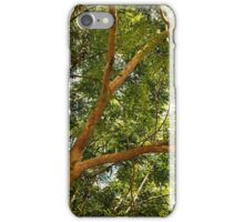 Winter in Negril II iPhone Case/Skin