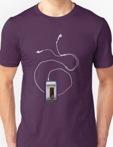 iPhone Booth T-Shirt