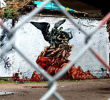 Street Art by David Willcox