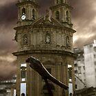 Ravachol Parrot & Peregrina Church by ollodixital