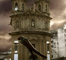Ravachol Parrot & Peregrina Church by ollodixital