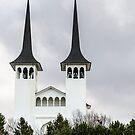 Háteigskirkja by Ólafur Már Sigurðsson