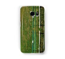 Central Park - Benches & Trees Samsung Galaxy Case/Skin