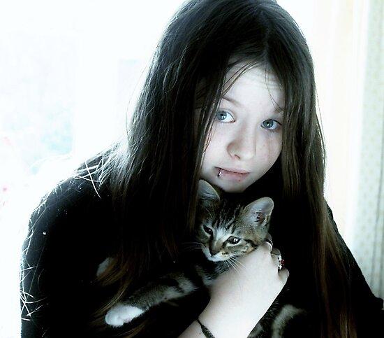 Kittens by Ladymoose