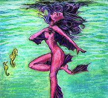 Nixie Dreams by David Webb