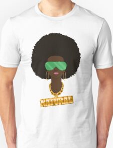 Natural Hair Unisex T-Shirt