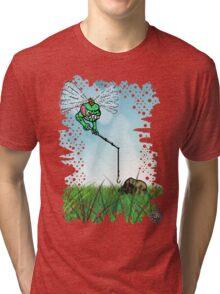 Come Piedras Volador (Flying Rock Eater) Tri-blend T-Shirt
