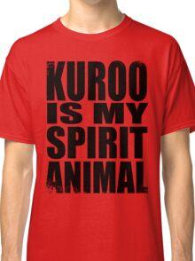 Kuroo is my Spirit Animal Classic T-Shirt