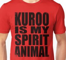 Kuroo is my Spirit Animal Unisex T-Shirt