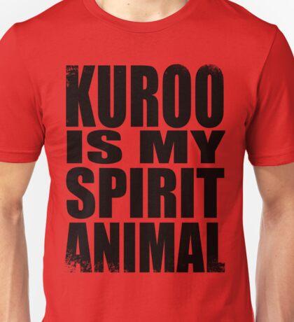 Kuroo is my Spirit Animal Unisex T-Shirt
