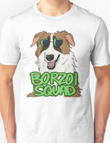 BORZOI SQUAD (RED SABLE) T-Shirt