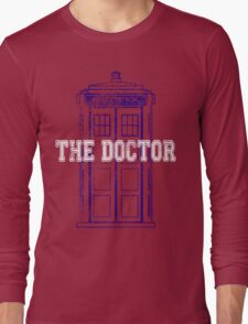 The Doctor Long Sleeve T-Shirt