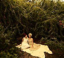 Ellie & Risa 6 by DeftFotography