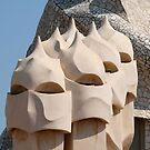 La Pedrera by Rob Emery