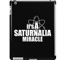 Saturnalia Miracle iPad Case/Skin