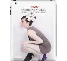 """ I AM "" Fashion Model ( Vivienne ) Designer iPad Case iPad Case/Skin"