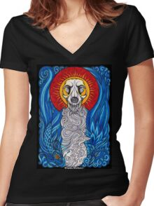 Colorado Native Women's Fitted V-Neck T-Shirt