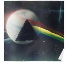 Painted Floyd Poster