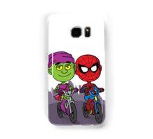 Green Goblin & Spidey Samsung Galaxy Case/Skin