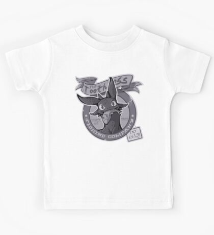 Toothless Fishing Company Kids Tee