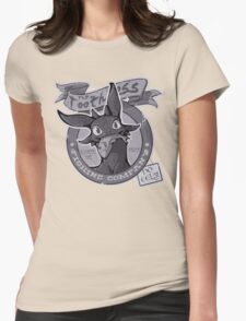 Toothless Fishing Company Womens Fitted T-Shirt