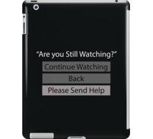 Binge Horror - Multiple Product Styles Available  iPad Case/Skin