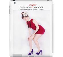 """ I AM "" Fashion Model ( Scarlett ) Designer iPad Case iPad Case/Skin"