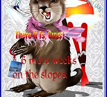 Groundhog Day-6 more weeks by Lotacats