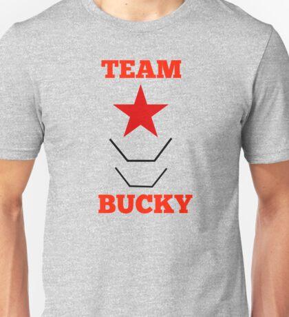 Team Bucky Unisex T-Shirt