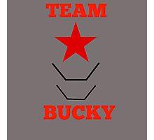 Team Bucky Photographic Print