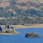 Kilchurn Castle, Loch Awe, Argyll by Islandsimages