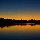 Dawn On The Lake by © Loree McComb