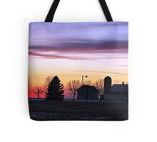 Rainbow Farm Tote Bag