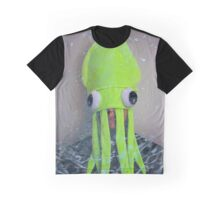 Squid Graphic T-Shirt