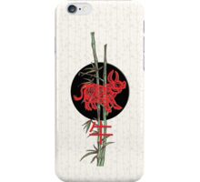 Ox (chinese zodiac) iPhone Case/Skin