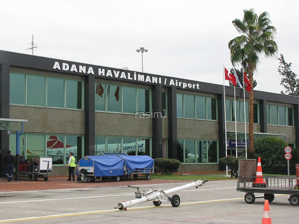 Adana Airport by rasim1