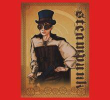 Steampunk Lady One Piece - Long Sleeve
