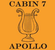 Camp Halfblood - Apollo Cabin by misseva228